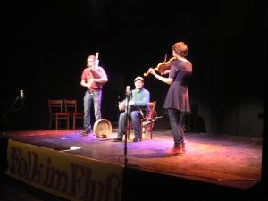 Das sogenannte Folksorchester
