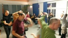 Bal Folk Workshop mit Marcus Fabian und Familie Gerstenberg