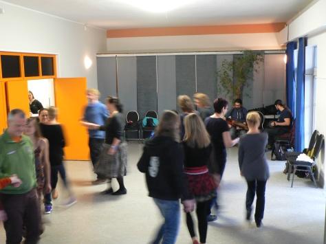 Paartanzworkshop mit Ursula Suchanek und Airu
